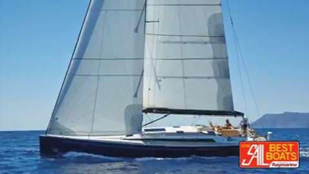 Sail Best Boats 2016 Euphoria 54