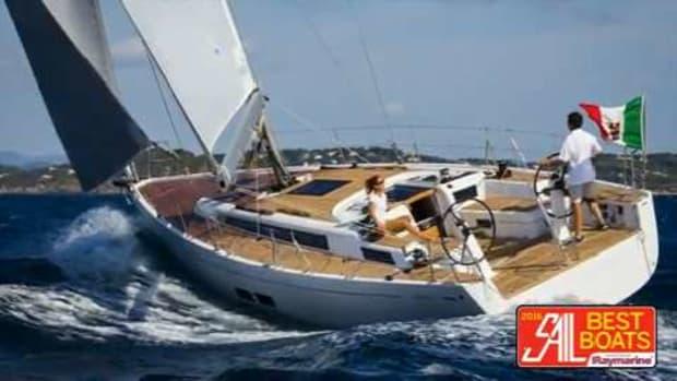 Sail Best Boats 2016 Grand Soleil 43