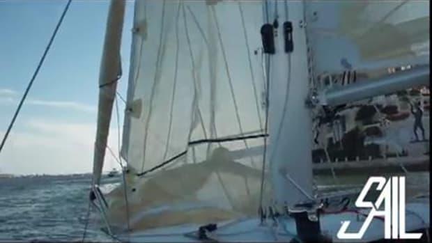 SAIL Magazine Boat Review Corsair Sprint 750 MK II