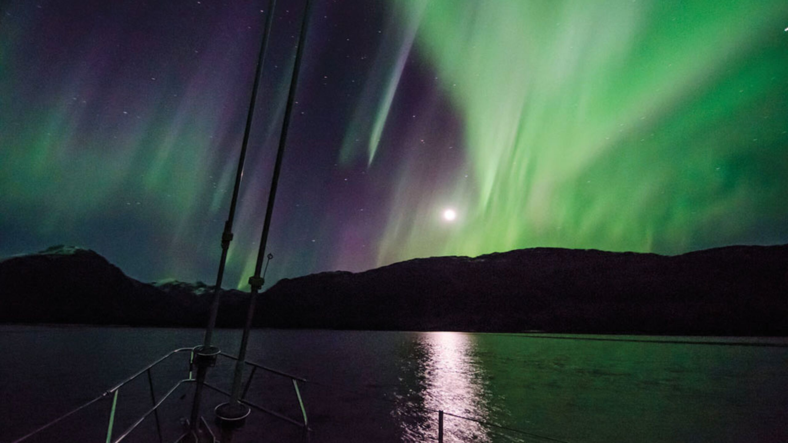 Cruising Destinations Northern Lights Sail Magazine