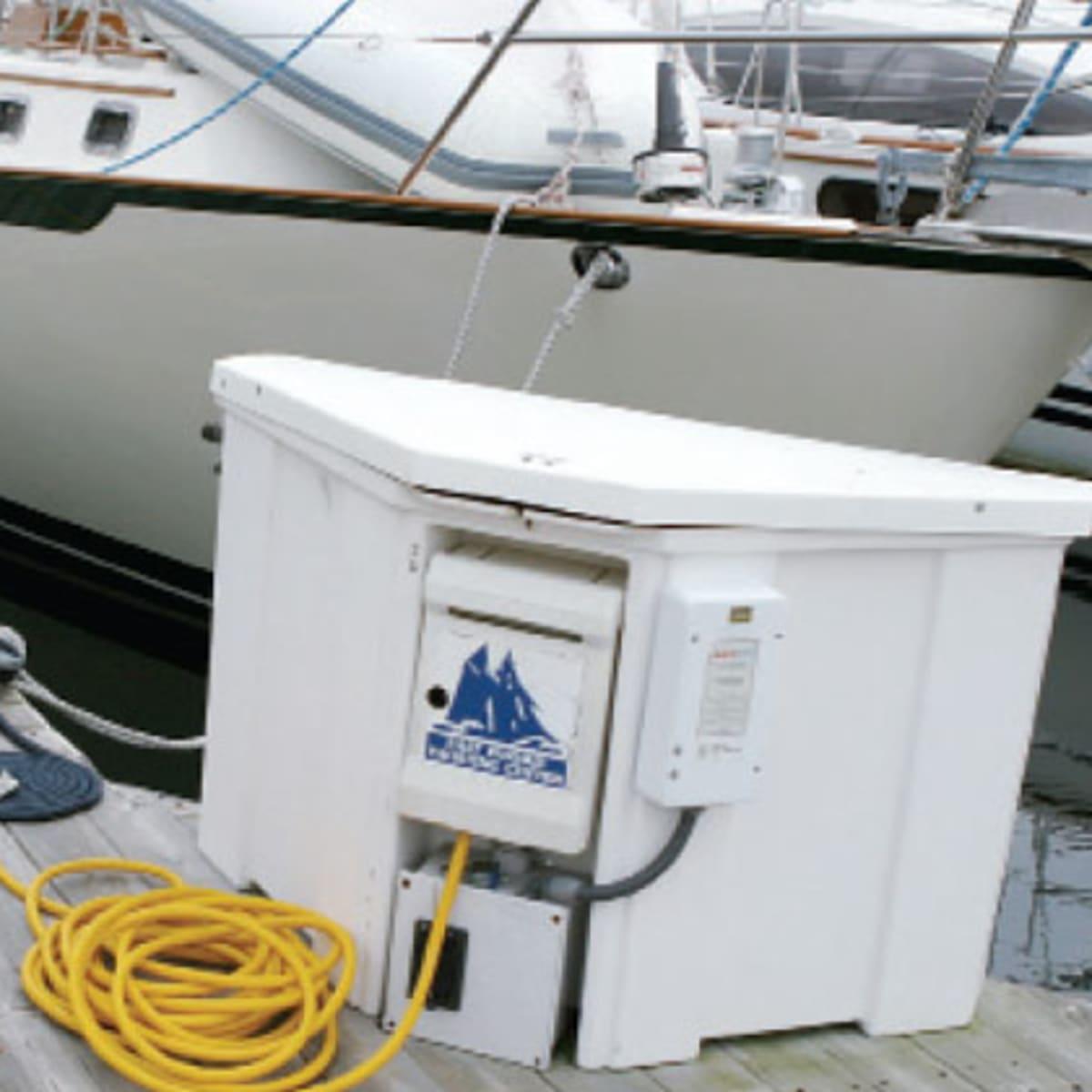 Shore Power Upgrade Sail Magazine