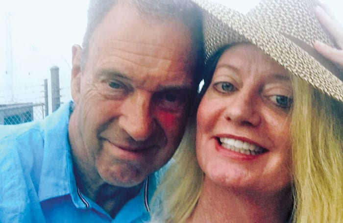 Susan & Tom