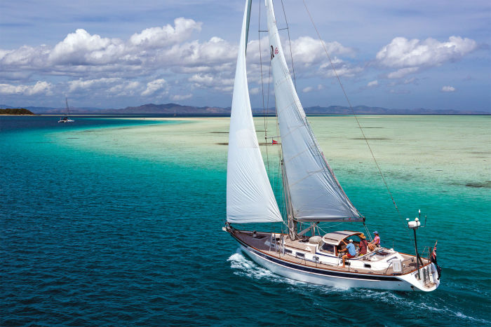 Mahina Expeditions teaches sailing skills in exotic places—what more could you want?Photo by Tor Johnson