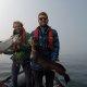 Successful fishing in the fog