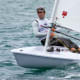 The Laser dinghy is as relevant today as ever. Photo courtesy Will Ricketson/US sailing
