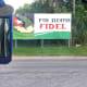 Fidel, gone but never forgotten