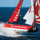 One of the great stories of the 2014-15 VOR was China's Dongfeng, a rookie team that defied all expectations and at one point looked like it could win the entire race. You can bet French skipper Charles Caudrelier and the rest of the veteran crew will be pulling out all the stops this time around.
