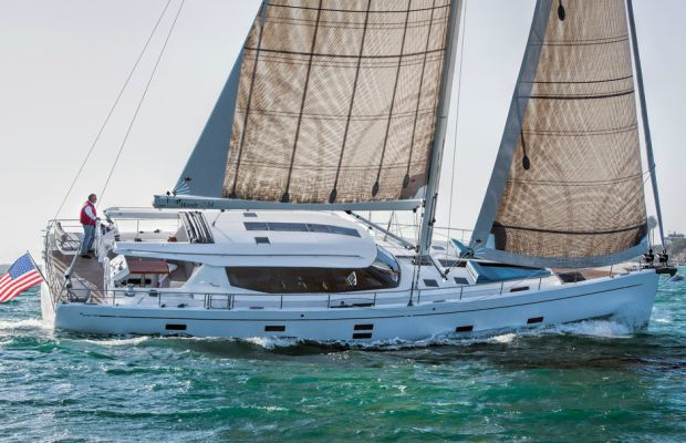 Boat Review: Moody DS54