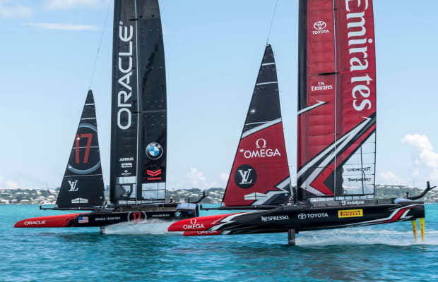 Teamwork & Lack of Fear Proved Team New Zealand Unstoppable in AC35