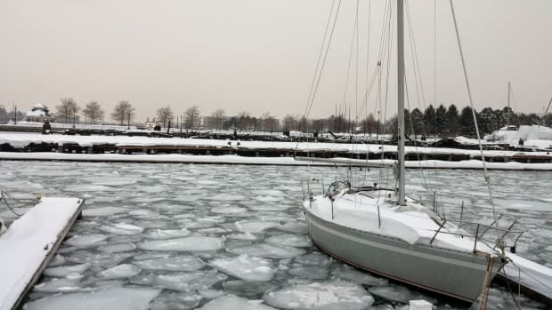 Winter Sailing?