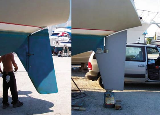 Rudder-old-and-new-pictures