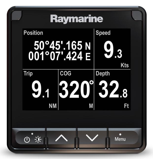 i40 Display Only Speed Raymarine Instru Electronics Boating GPS ...