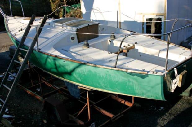 Restoring the pit on a J/24 - Sail Magazine on