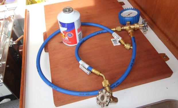 Recharging your Refrigerator - Sail Magazine