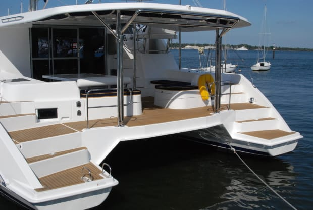14 Things to Remember When Buying a Catamaran - Sail Magazine