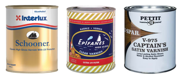 A Guide To The Diffe Types Of Varnish Sail Magazine