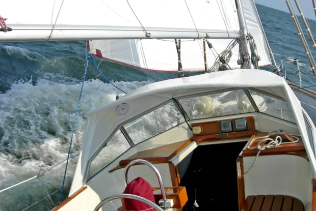 How to Build a Hard-top Dodger - Sail Magazine