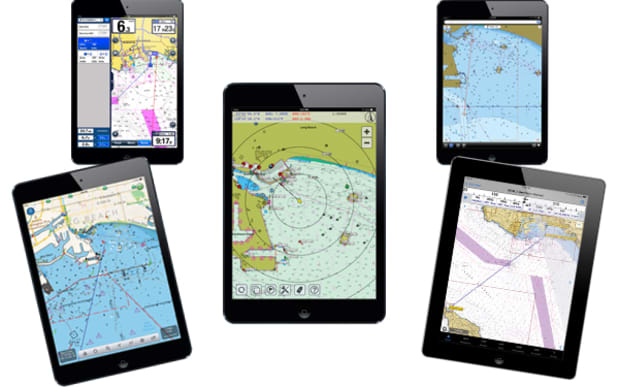 15 Apps for Navigating with your Apple or Android Device - Sail Magazine