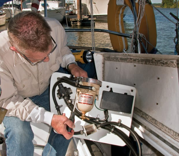 Know how: Polishing Diesel - Sail Magazine