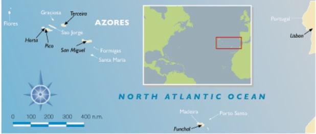 Cruising Islands In The Atlantic Sail Magazine