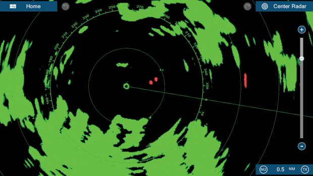 High-resolution, Power-frugal Solid-state Digital Radar