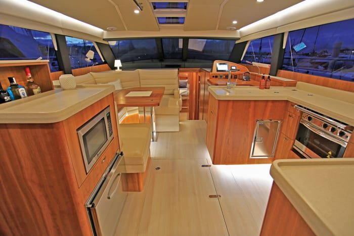 Boat Review: Moody DS54 - Sail Magazine