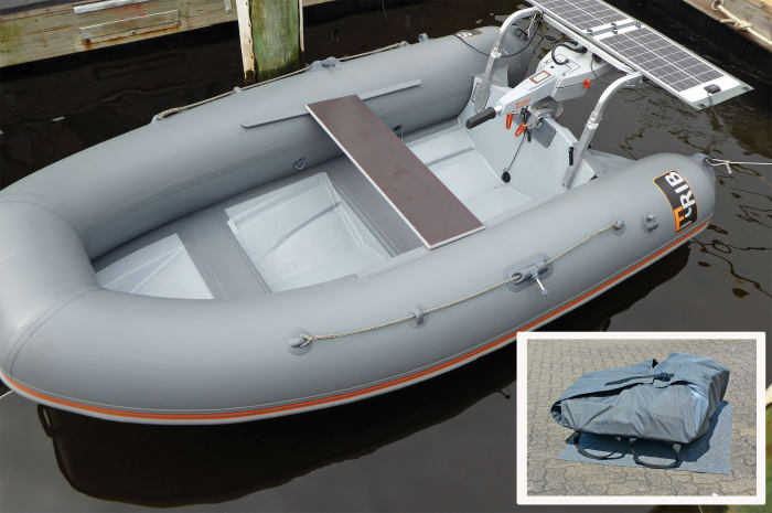 Finding the Perfect Dinghy