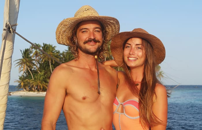 An Interview with with Riley and Elayna of Sailing La Vagabonde