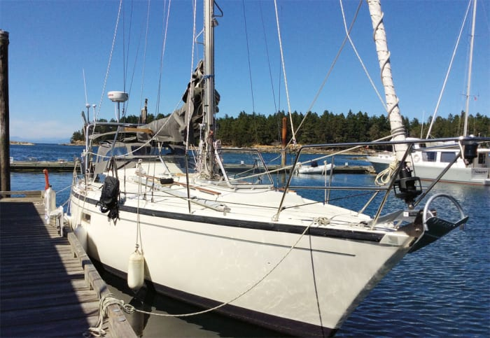 5 Basic Tenets for a Two-captain Sailboat