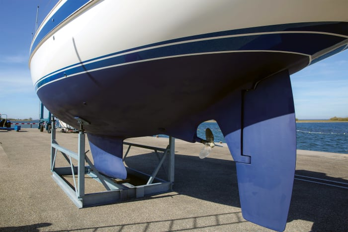 Regulations and Technology Change Antifouling Paints