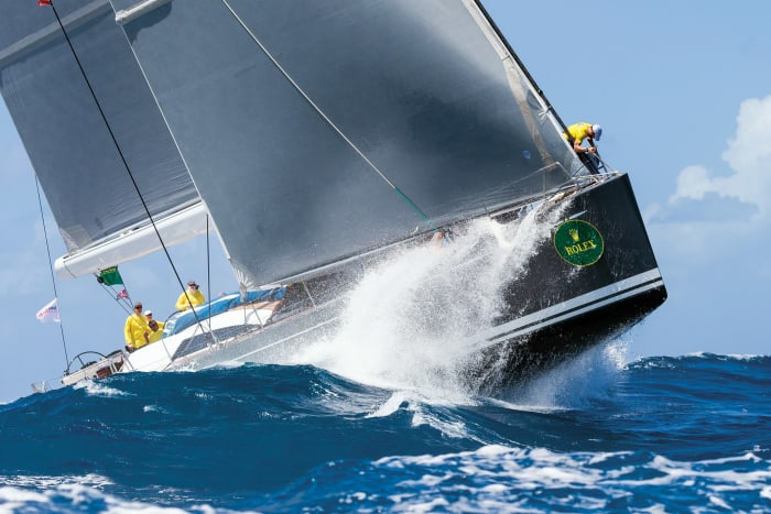 Celebrating a Boatbuilding Tradition at the Rolex Swan Cup Caribbean