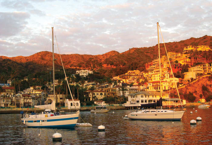 Go-to Islands Destinations: Santa Catalina Island