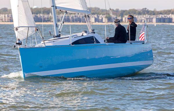 SAIL's Best Boats 2014: Catalina 275 Sport