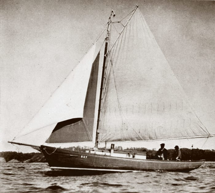 Howard Blackburn: Heroism at Sea