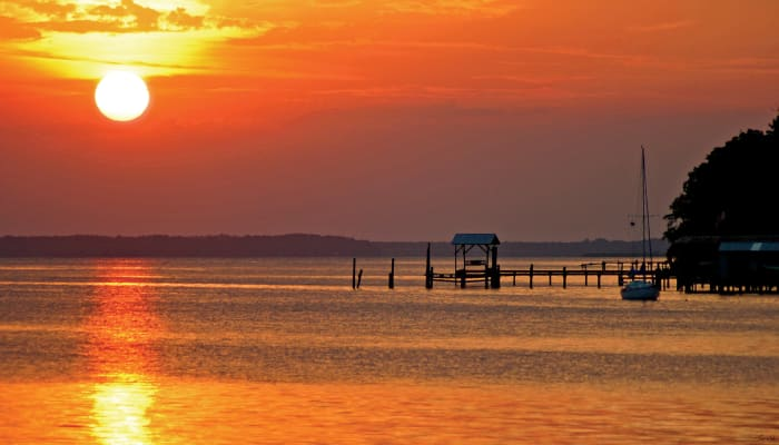 A Cruise up Florida's St. Johns River
