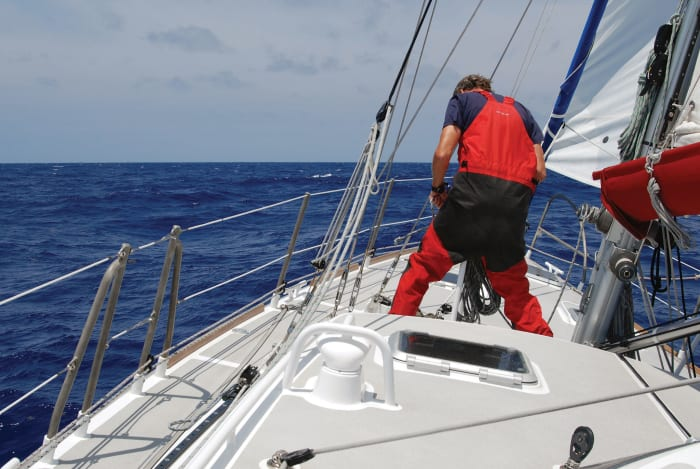 Cruising: To Sail or Not to Sail