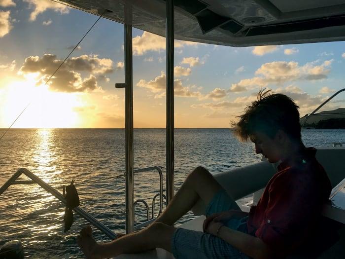 Cruising: Christmas in Antigua