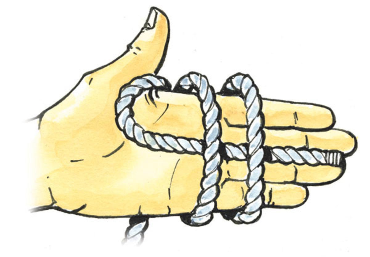 stopper-knot