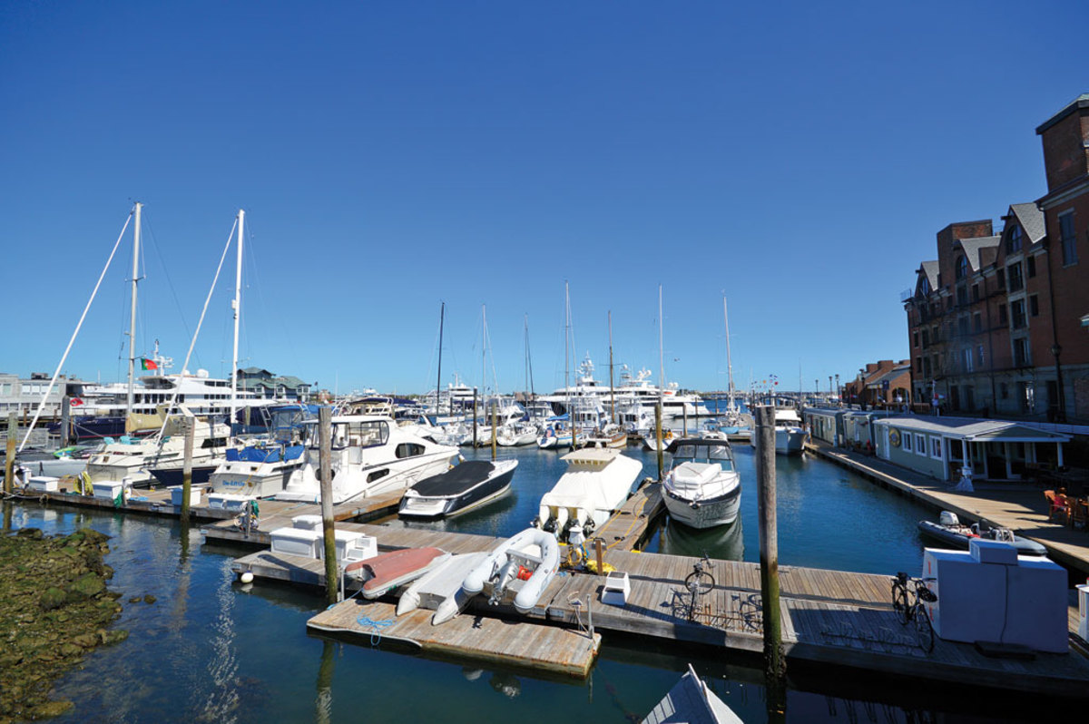 Fancy any of the boats in your local marina? With peer-to-peer boating you might be able to take one for a spin
