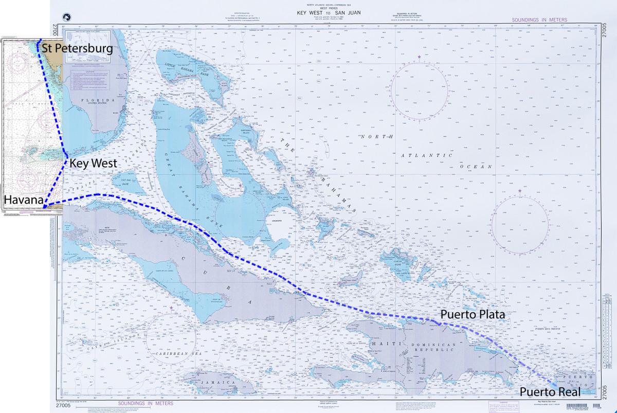 Annie's route
