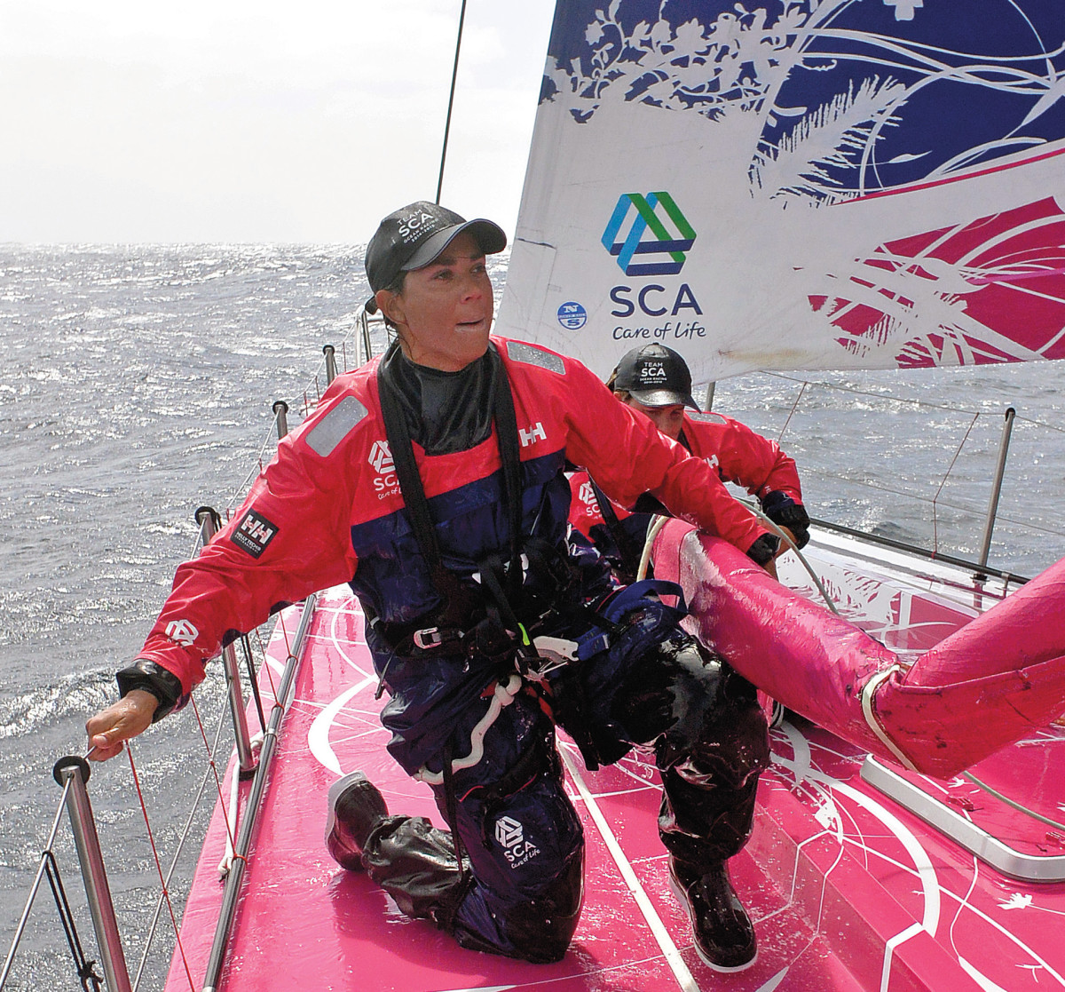 The professional sailing circuit is no place for the faint of heart or weak of body, especially when it comes to ocean racing