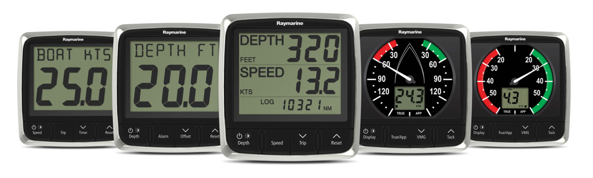 The i50 speed/depth and i60 wind combo are popular retrofits