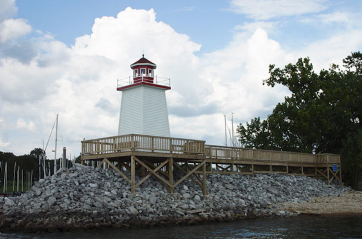 Lighthouse Landing. Photo courtest of lighthouselanding.com