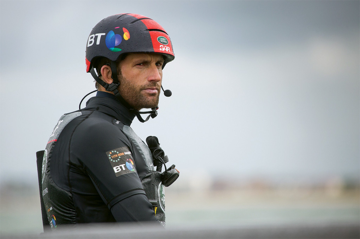 Sir Ben Ainslie is no stranger to Cup competition