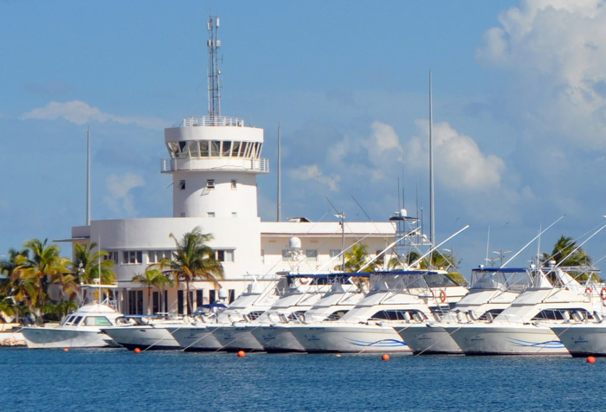 According to the Trump administration, U.S. citizens will be forbidden to spend money at facilities affiliated with the Cuban military. That would include Marina Gaviota in Varadero, about 80 miles to the east of Havana. Credit: Peter Swanson