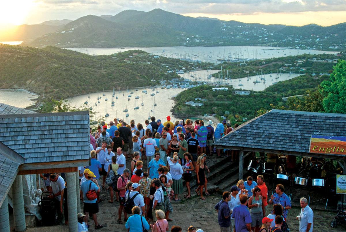 Great restaurants, interesting historical sites and plentiful rum make Antigua a great winter destination
