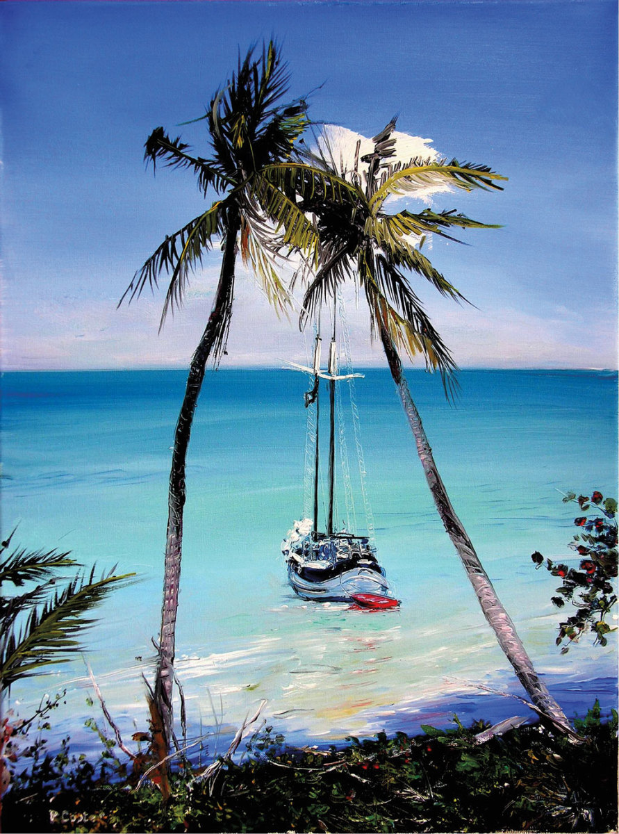 One Day at Bahia Honda. Image copyright of Priscilla Coote
