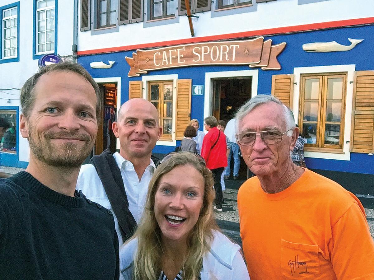 Peter's Café Sport