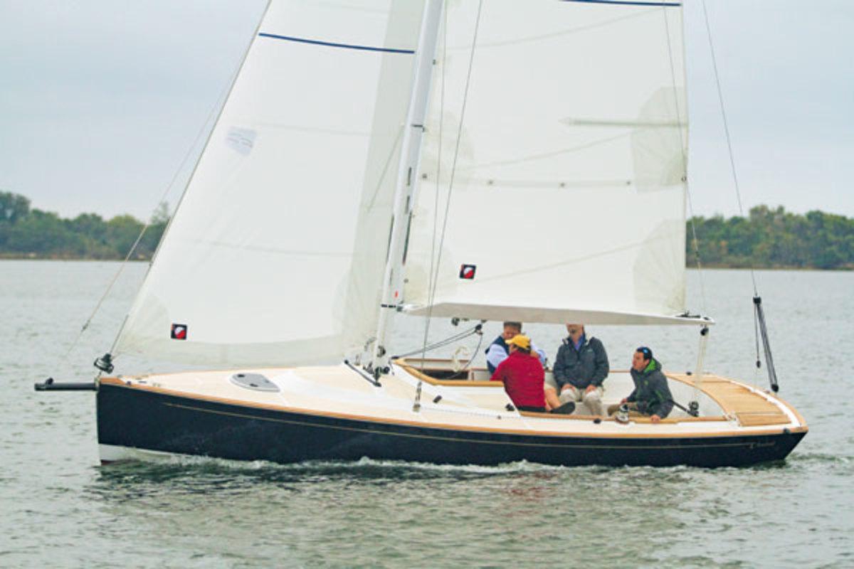 Best Boats 2013: Tartan Fantail