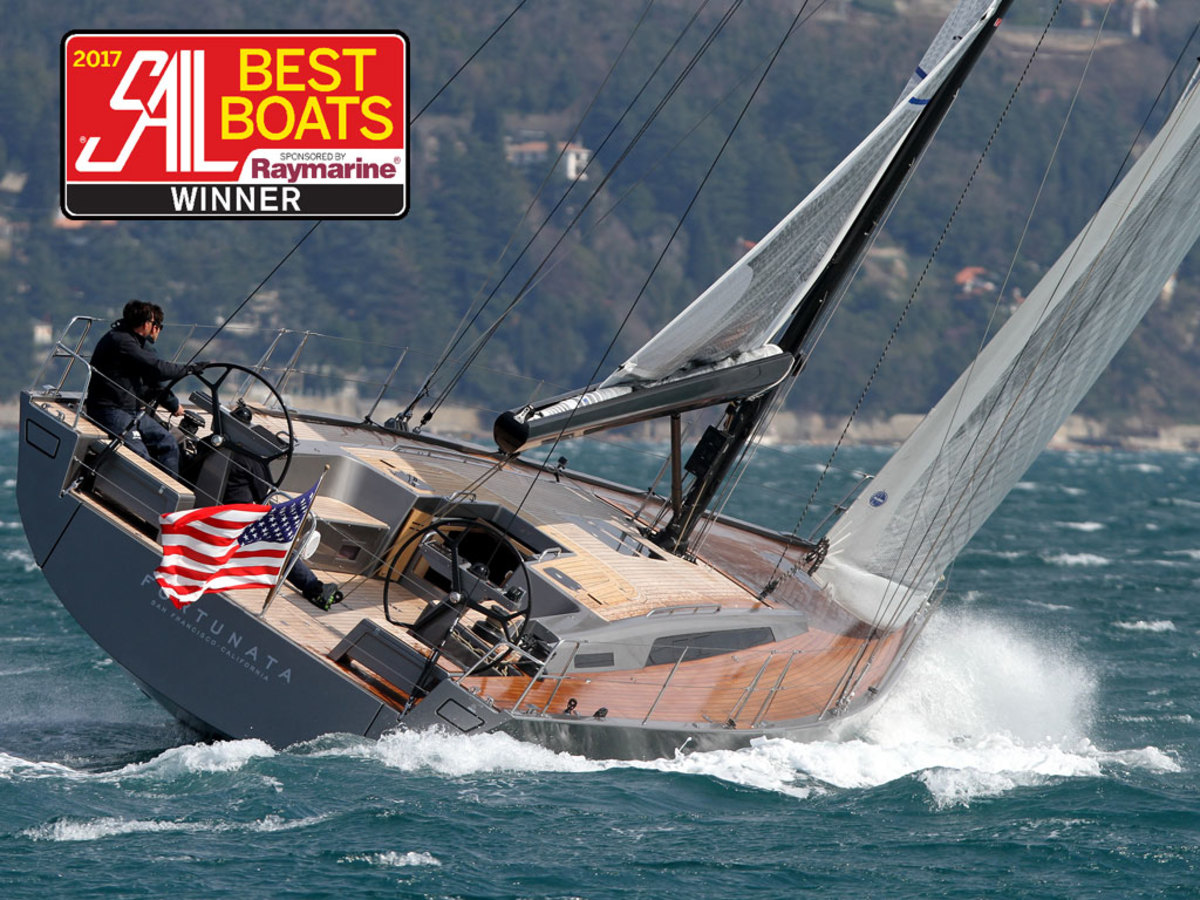 Solaris 50 Best Large Monohull 50ft and above
